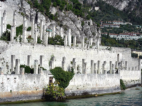 Limone sul Garda: Lemon houses